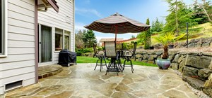 Revitalizing an Outdoor Patio from Start to Finish
