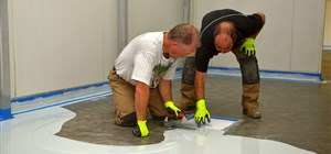 Maintaining Your Epoxy Floor