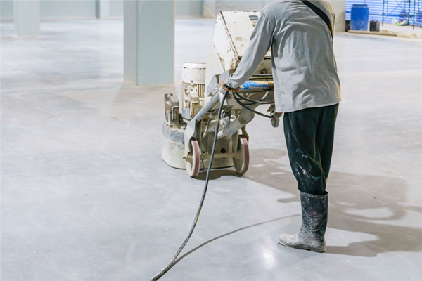 Will Floor Polishing Restore an Old Concrete Floor?