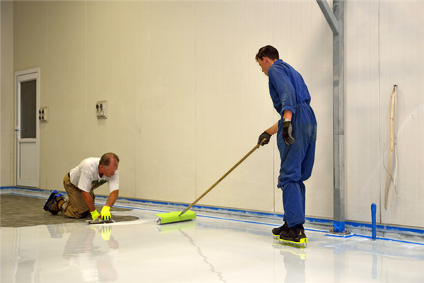 What is Metallic Epoxy Flooring?