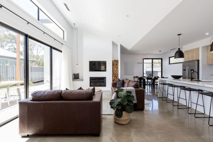 Keeping Your Concrete Floors Beautiful