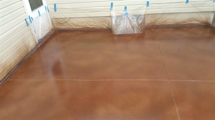 concrete floor resurfacing Minneapolis, Minnesota