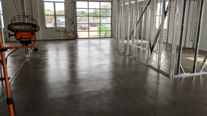 Dogwood Coffee Concrete Floors