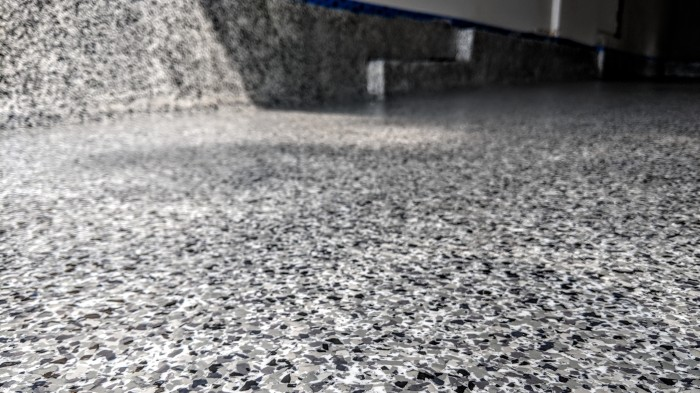 Edina MN Garage Floor Coating