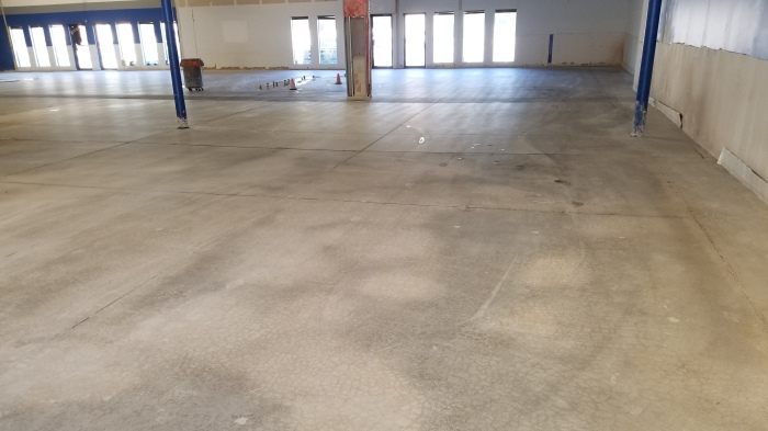 Commercial Concrete Restoration