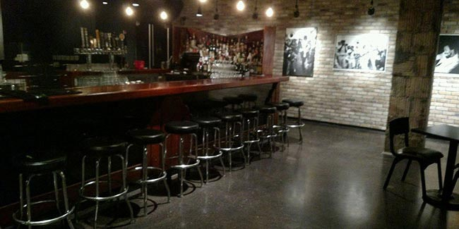 St.Paul Jazz Bar - Polished Concrete